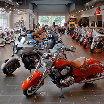 Indian Motorcyle Dealership