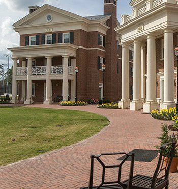 CNU Greek Village
