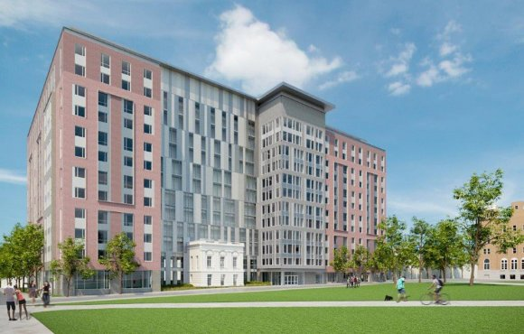 VCU Gladding Residence Center I & II Redevelopment