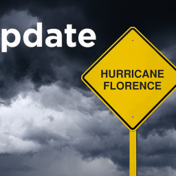Update on Hurricane Florence