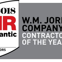 W. M. Jordan Company - ENR MidAtlantic's 2018 Contractor of The Year!